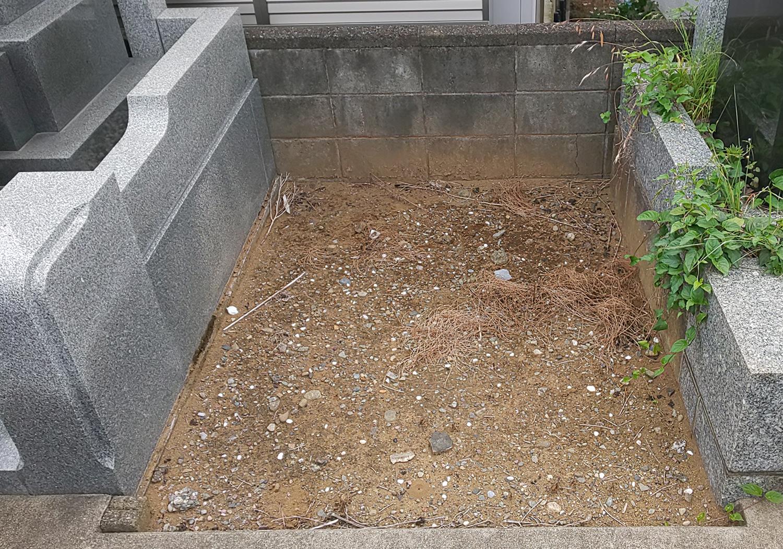 東福寺 新藤家墓石工事