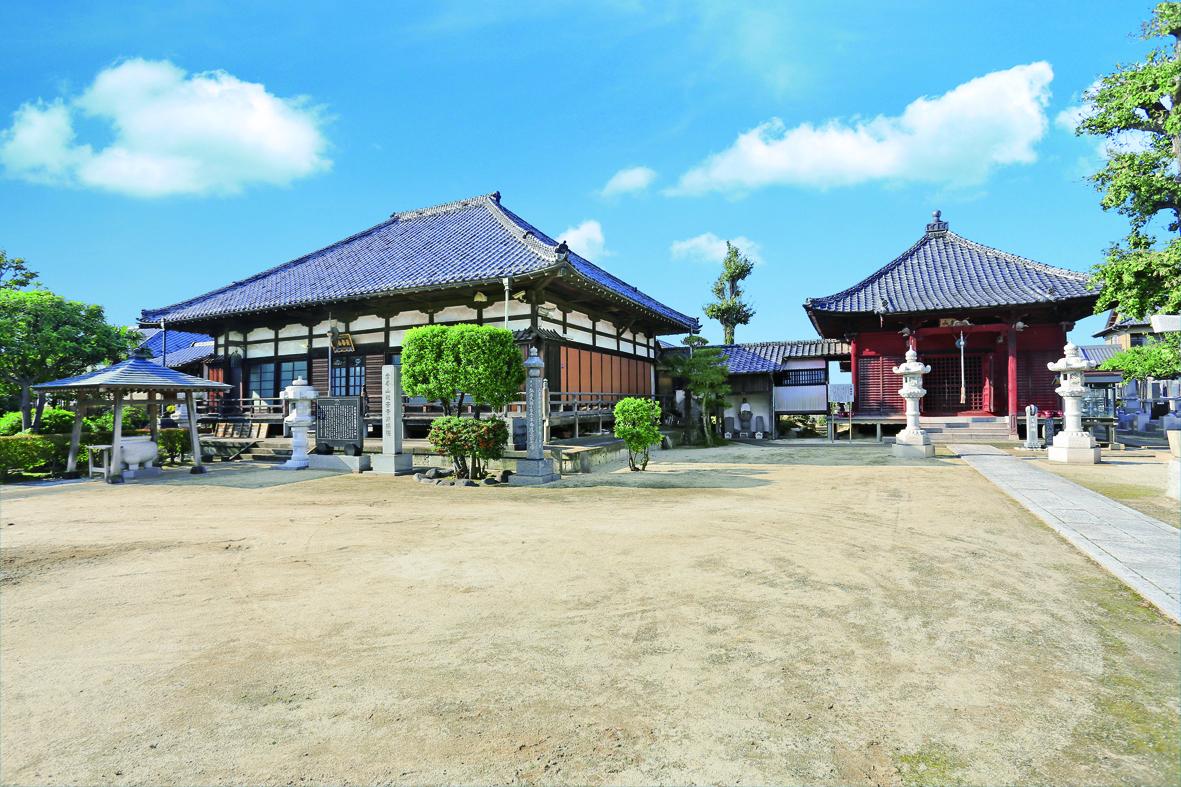 迎攝院<br>(埼玉県三郷市)
