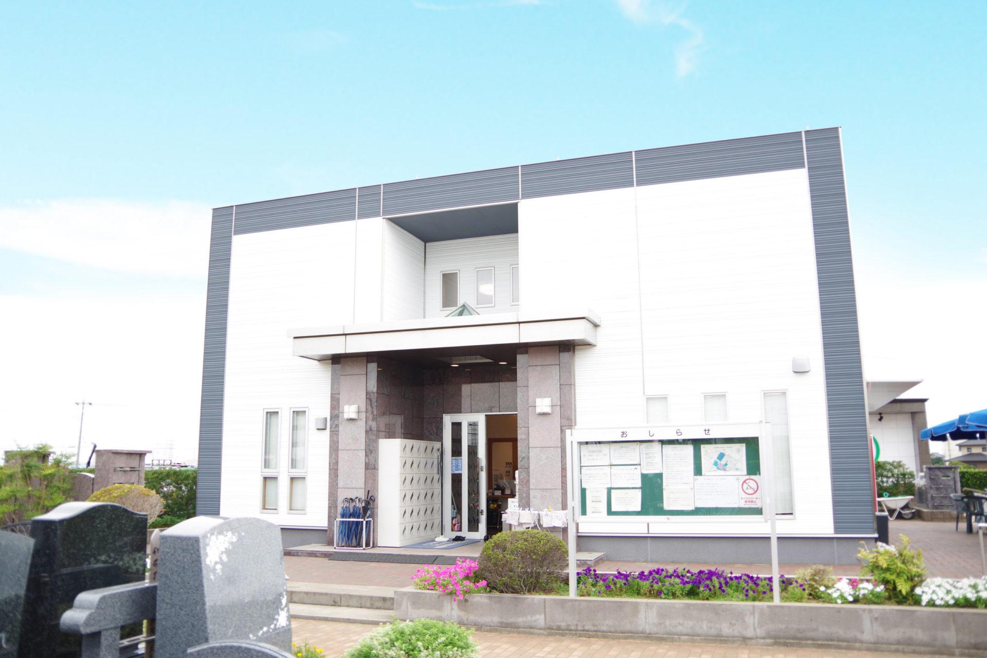 吉川美南霊園<br>(埼玉県吉川市)