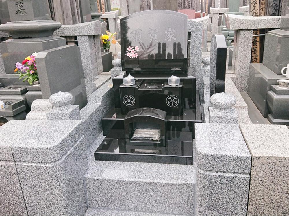 瑞応寺<br>須賀家墓石工事