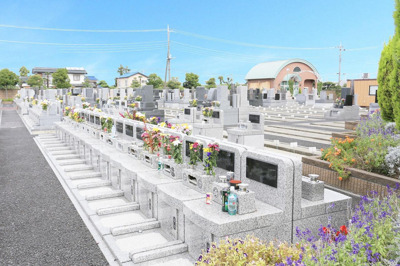 さくらメモリアルパーク<br>(埼玉県吉川市)