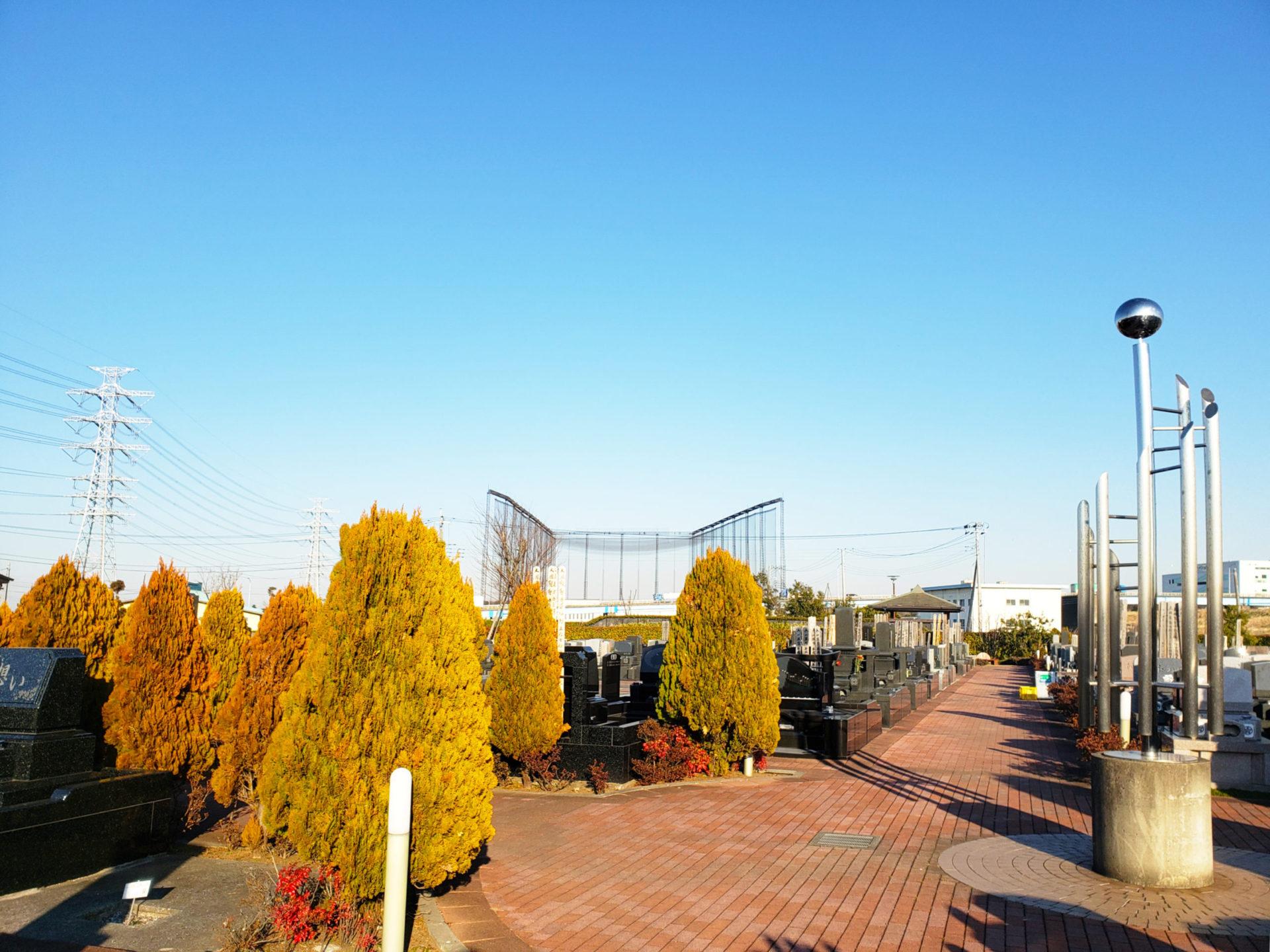メモリアルパーク流山聖地<br>(千葉県流山市)