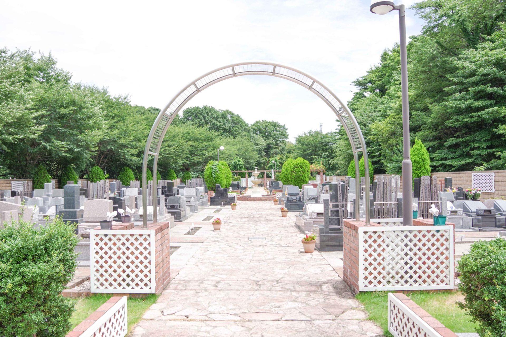 野田さくら霊園<br>(千葉県野田市)