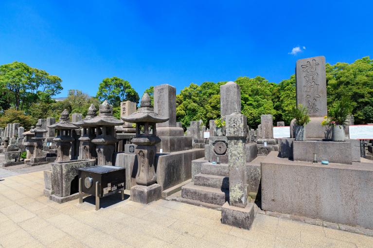 墓石のメンテナンス内容