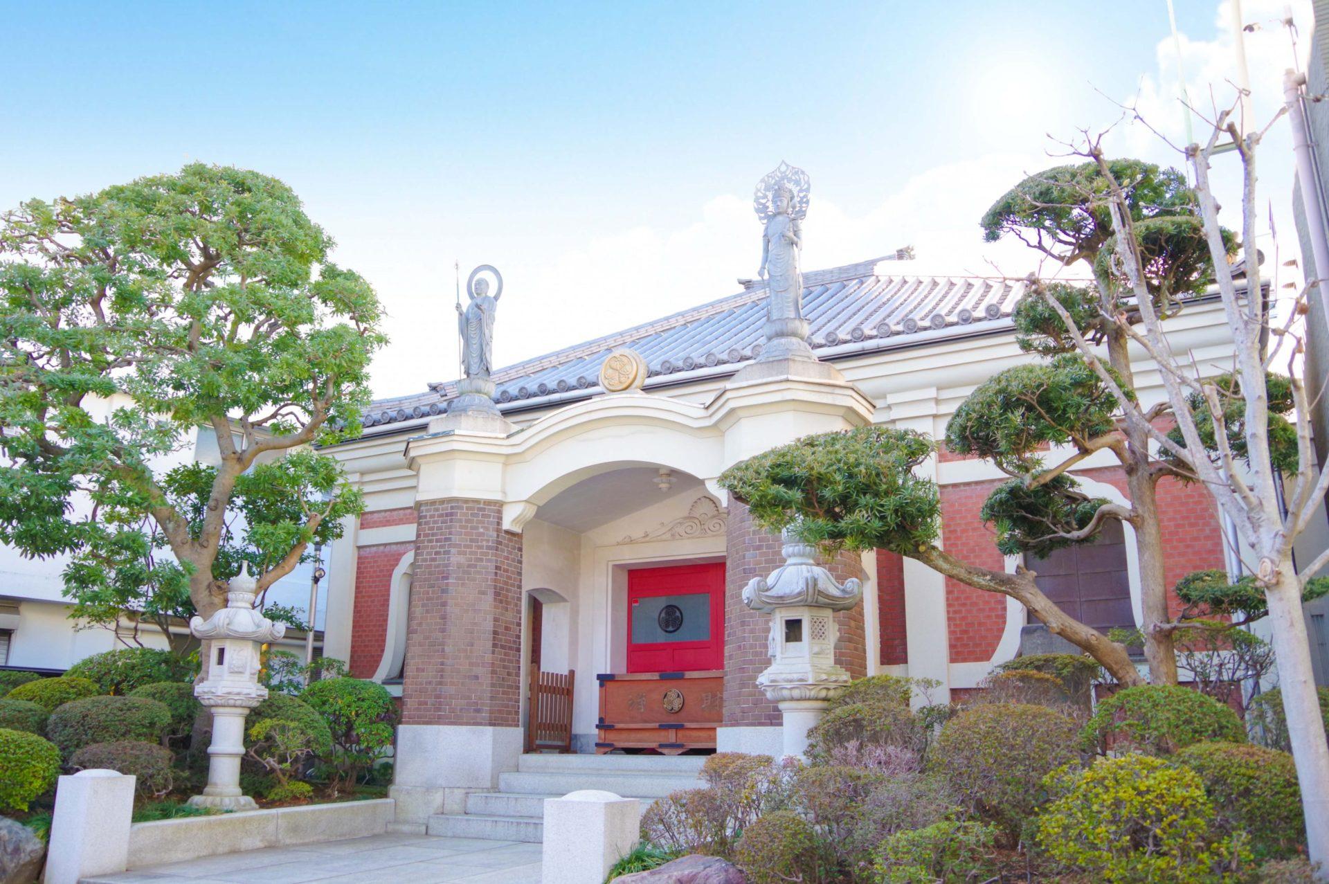勝専寺<br>(東京都足立区)