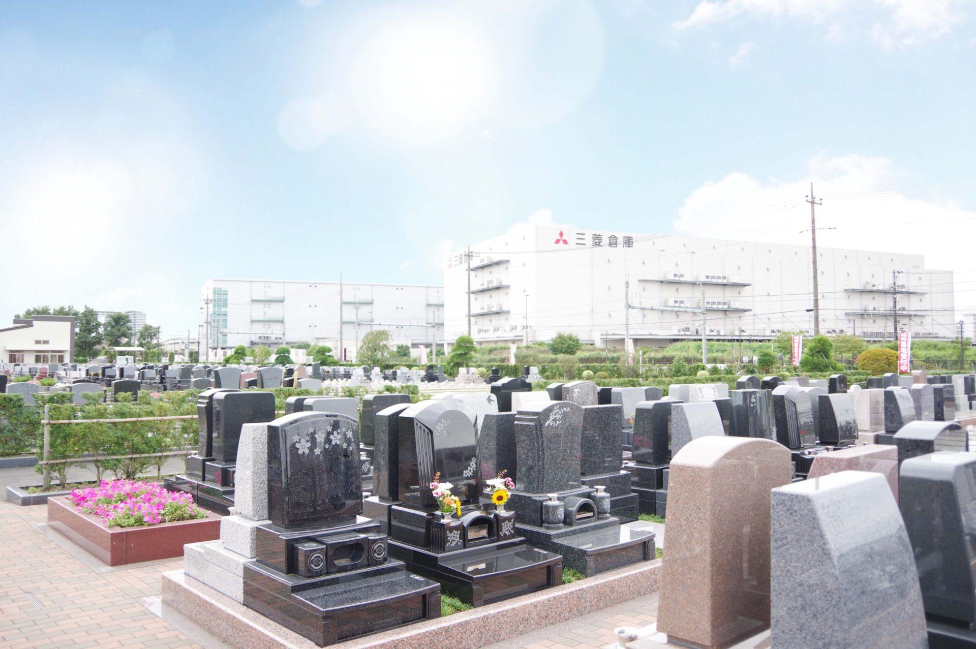 駅前霊園美南<br>(埼玉県吉川市)