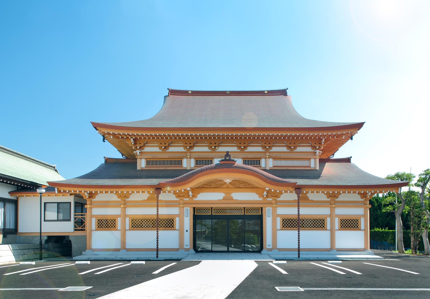 宝光寺<br>(埼玉県八潮市)