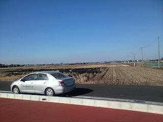 篠田石材工業 staffブログ-流山聖地広大な大地